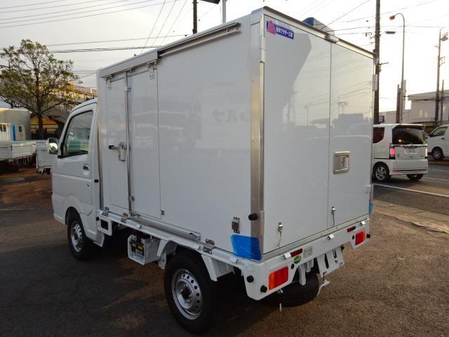 冷蔵冷凍車 -25℃設定 KCスペシャル 5AGS 2コンプ(5枚目)