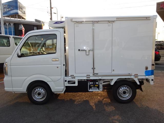 冷蔵冷凍車 -25℃設定 KCスペシャル 5AGS 2コンプ(6枚目)