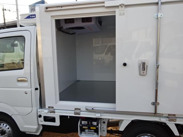 冷蔵冷凍車 -25℃設定 KCスペシャル 5AGS 2コンプ(7枚目)