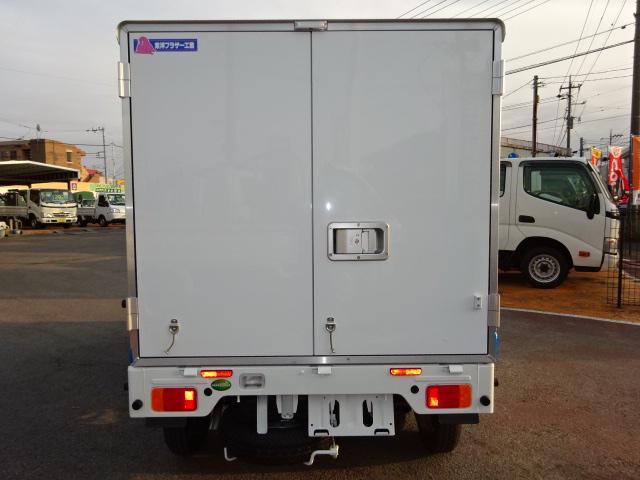 冷蔵冷凍車 -25℃設定 KCスペシャル 5AGS 2コンプ(10枚目)