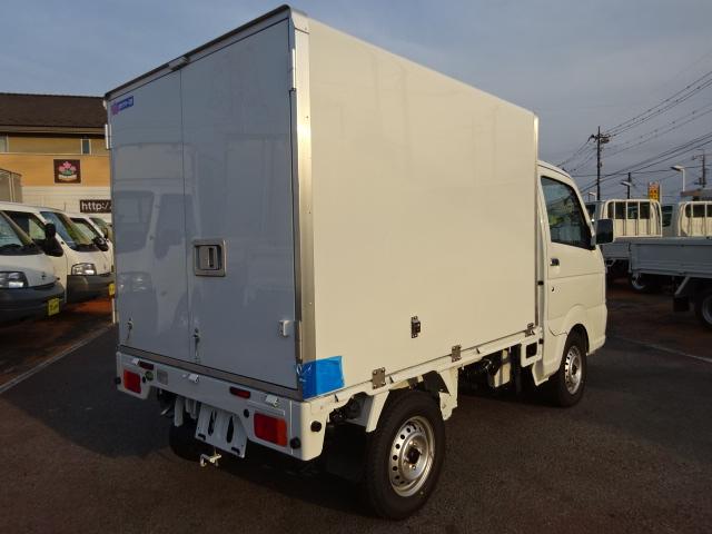 冷蔵冷凍車 -25℃設定 KCスペシャル 5AGS 2コンプ(11枚目)