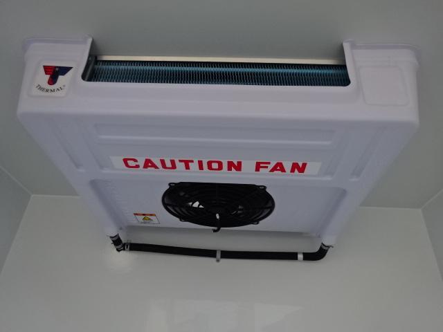冷蔵冷凍車 -25℃設定 KCスペシャル 5AGS 2コンプ(14枚目)