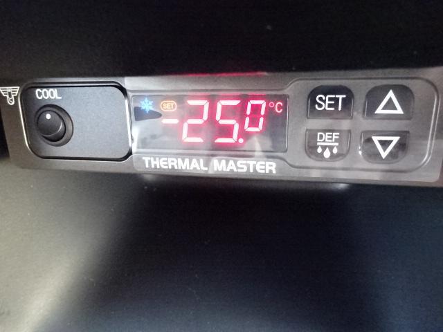 冷蔵冷凍車 -25℃設定 KCスペシャル 5AGS 2コンプ(19枚目)