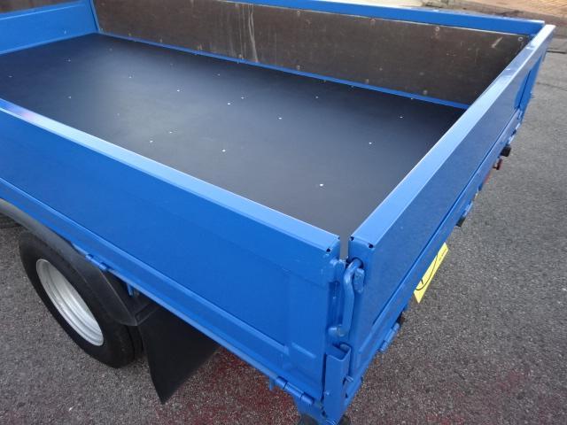 フルジャストロー 2t10尺 4.0DターボAT 木製新品床(9枚目)