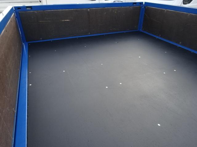 フルジャストロー 2t10尺 4.0DターボAT 木製新品床(11枚目)