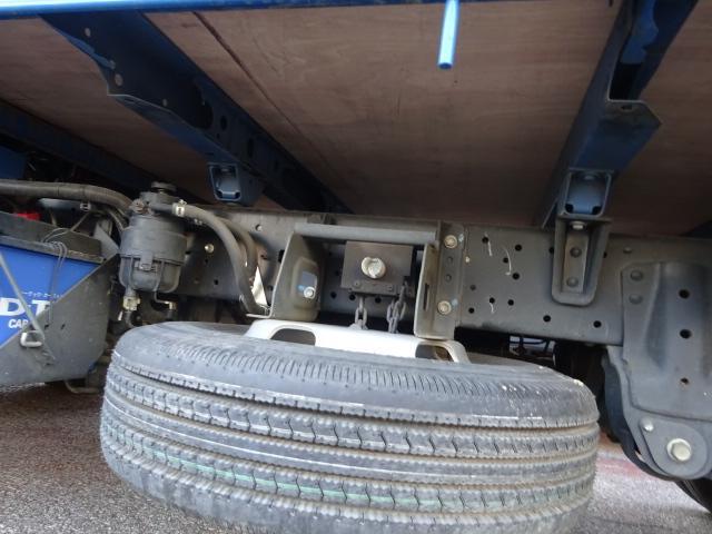 フルジャストロー 2t10尺 4.0DターボAT 木製新品床(43枚目)