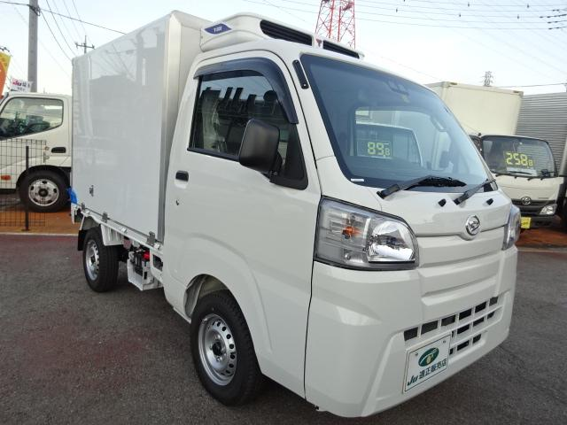 冷凍車-25℃設定 省力パック 2コンプ 強化サス スマアシ(2枚目)