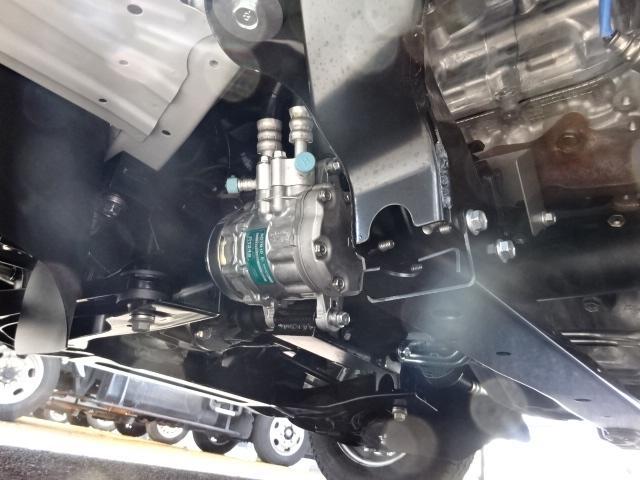 冷凍車-25℃設定 省力パック 2コンプ 強化サス スマアシ(6枚目)
