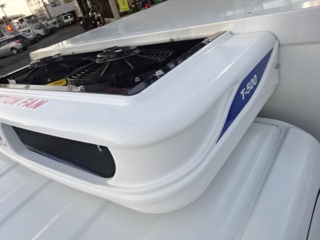 冷凍車-25℃設定 省力パック 2コンプ 強化サス スマアシ(8枚目)