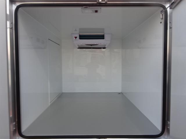冷凍車-25℃設定 省力パック 2コンプ 強化サス スマアシ(10枚目)