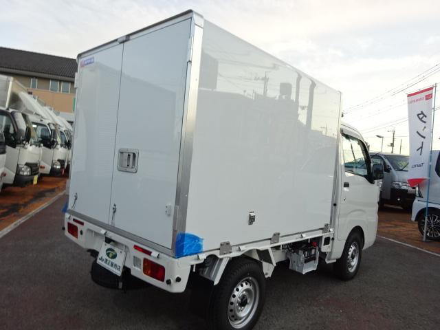 冷凍車-25℃設定 省力パック 2コンプ 強化サス スマアシ(12枚目)