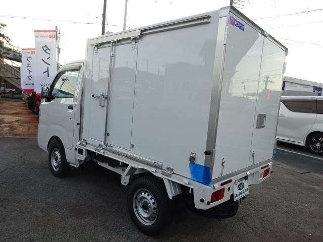 冷凍車-25℃設定 省力パック 2コンプ 強化サス スマアシ(13枚目)