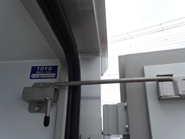 冷凍車-25℃設定 省力パック 2コンプ 強化サス スマアシ(21枚目)
