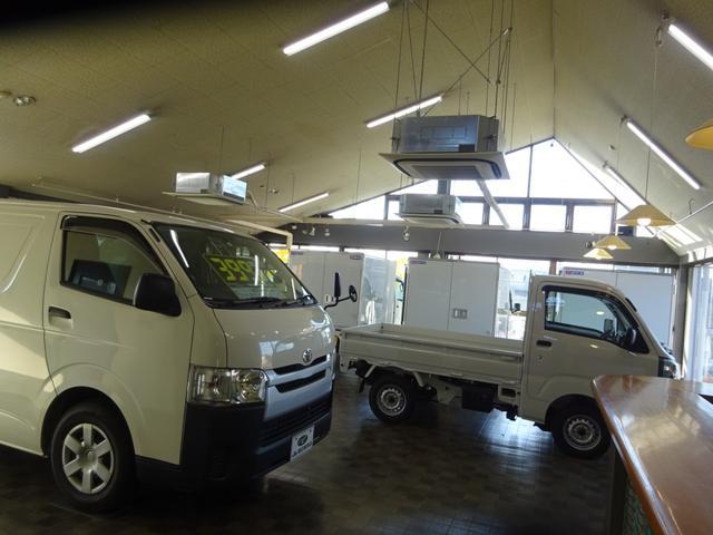 冷凍車-25℃設定 省力パック 2コンプ 強化サス スマアシ(34枚目)