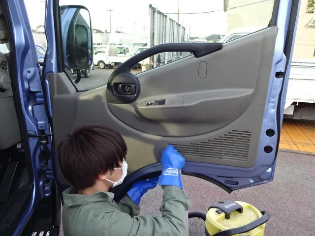 冷凍車-25℃設定 省力パック 2コンプ 強化サス スマアシ(46枚目)