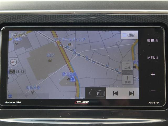 S メモリ-ナビ バックモニター付き キーフリー CDチューナー ナビTV ワンオーナー アルミ 記録簿 イモビライザー ABS 横滑り防止装置 スマートキー パワステ パワーウインドウ AAC(3枚目)