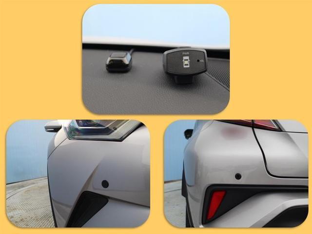 ボイスコーナーセンサーは障害物のある方向をディスプレイとアラーム、音声で教えてくれます!セキュリティアラーム付!