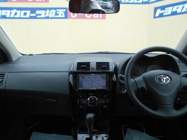 トヨタ カローラフィールダー X 202 HDDナビ フルセグ DVD スマートキー