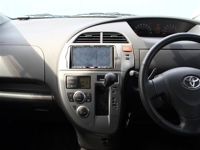 G Sパッケージ エクリプス製HDDナビ フルセグTV CD DVD再生 オートクルーズコントロール エアロ付き ETC車載器付 15インチ社外アルミホイール オートエアコン 電動格納式サイドミラー スペアキー(5枚目)