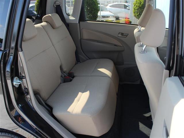 X メモリーナビ ワンセグTV CD Bluetoothオーディオ Wエアバッグ ABS ベンチシート スマートキー イモビライザー 電動格納式ドアミラー ETC アイドリングストップ 純正アルミ(10枚目)