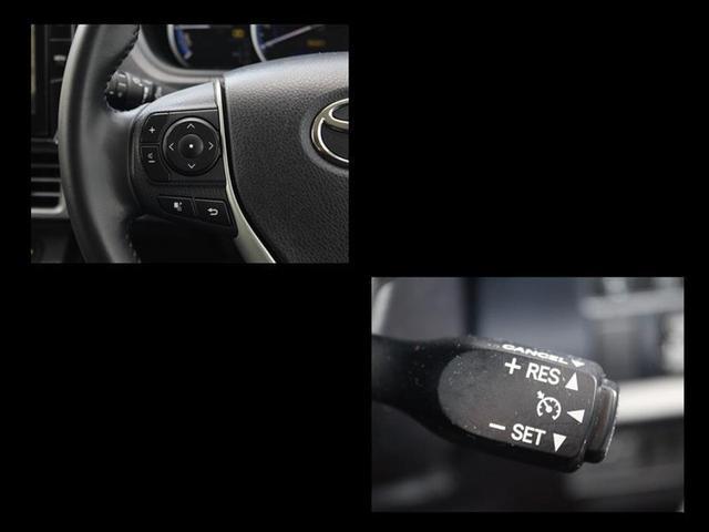 ハイブリッドG トヨタセーフティセンス 純正ナビ 地デジ CD DVD Bluetoothオーディオ バックモニター 後席モニター LEDヘッドライト ドラレコ クルコン スマートキー イモビライザー ワンオーナー(7枚目)