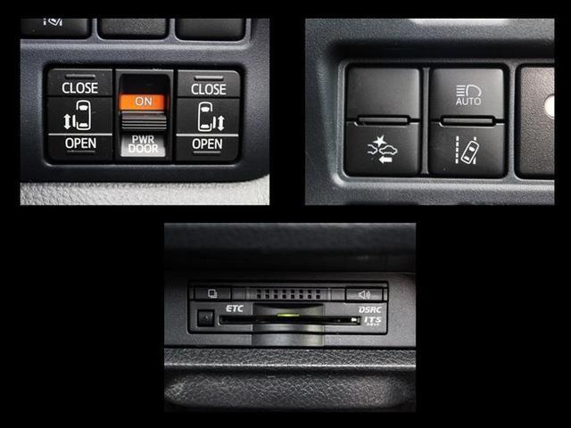 ハイブリッドG トヨタセーフティセンス 純正ナビ 地デジ CD DVD Bluetoothオーディオ バックモニター 後席モニター LEDヘッドライト ドラレコ クルコン スマートキー イモビライザー ワンオーナー(13枚目)