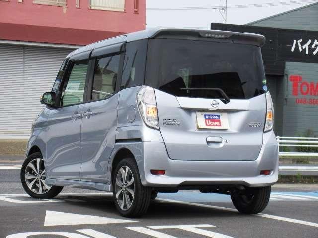 「日産」「デイズルークス」「コンパクトカー」「埼玉県」の中古車7