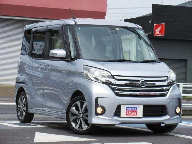 「日産」「デイズルークス」「コンパクトカー」「埼玉県」の中古車10