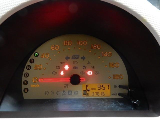 トヨタ パッソ 1.0X ワンセグSDメモリーナビ