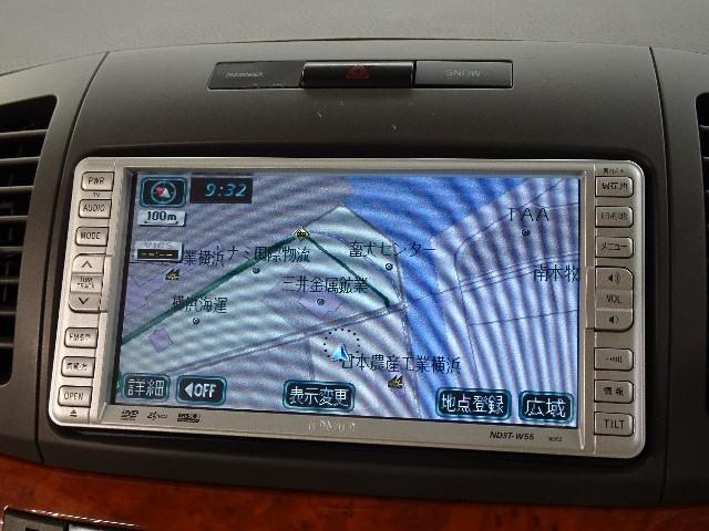 X EXパッケージ DVDナビ バックカメラ ETC アルミ(2枚目)