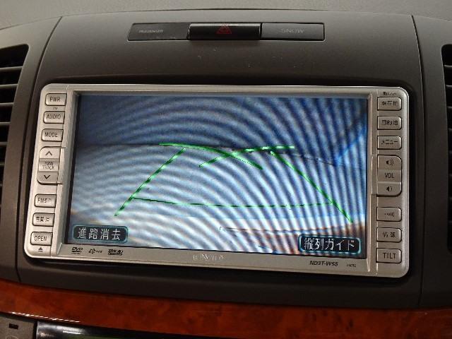 X EXパッケージ DVDナビ バックカメラ ETC アルミ(3枚目)