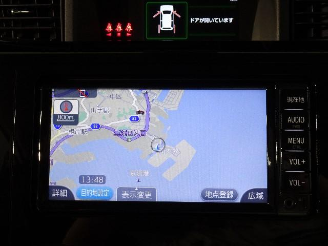 カスタムG-T 衝突被害軽減装置 SDナビ 両側電動ドア(6枚目)