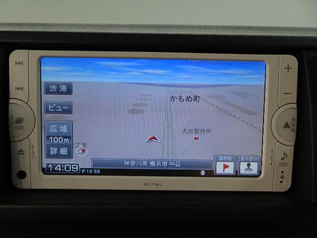 1.0X クツロギ メモリーナビ バックカメラ(5枚目)