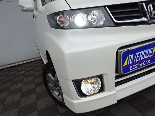 ホンダ ゼストスパーク Wターボ 4WD HDDインターナビ 地デジ HIDライト