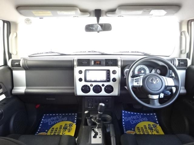 トヨタ FJクルーザー カラーパッケージ 純正HDDナビバックカメラ20インチアルミ