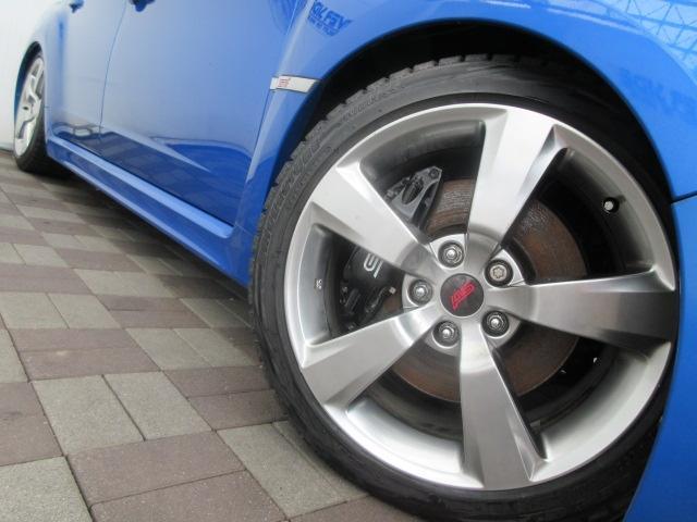 スバル インプレッサ STI ワンオーナー車高調18アルミHDDナビETC