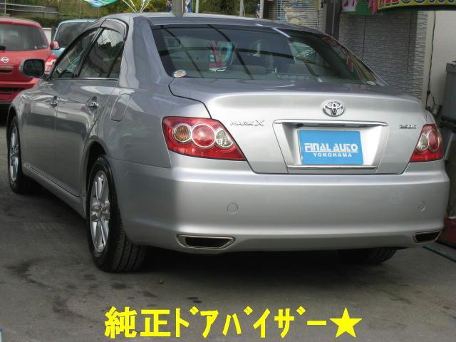 トヨタ マークX 250G動画スマトキPスタHIDHDDナビBカメラMサバ禁煙