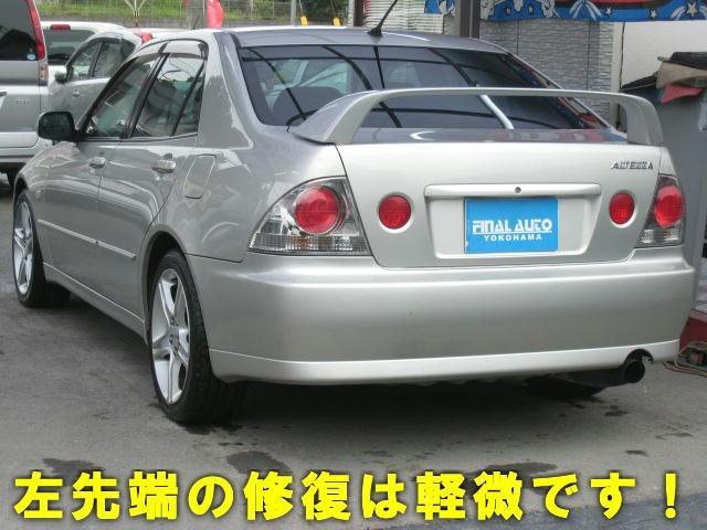 「トヨタ」「アルテッツァ」「セダン」「神奈川県」の中古車18
