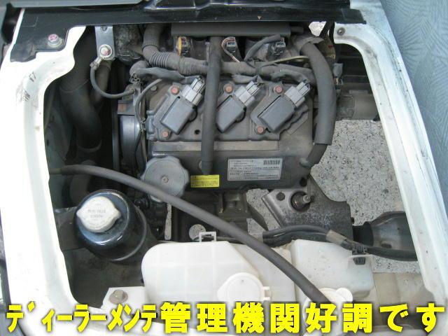 ディーラーメンテ管理車両★エンジンミッションエアコンなど機関の調子も大変良好です♪