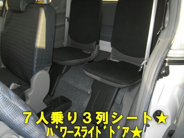 Xリミテッド 禁煙車 ワンオーナー ディーラー車 46,928km キーレスキー パワースライドドア イージークローザー シートカバー フォグ ETC プライバシーガラス(8枚目)