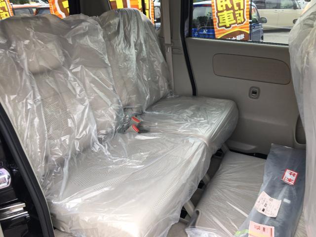 スズキ エブリイワゴン PZターボ スマートキー フルフラットシート 届出済未使用車