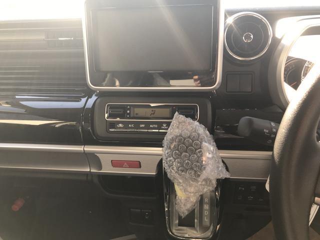 スズキ スペーシアカスタム ハイブリッドGS 届出済未使用車 アイドリングストップ