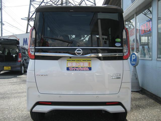 ハイウェイスター X 快適パックAつき 未登録車(8枚目)