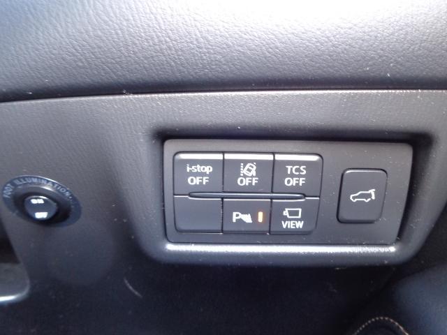 アドバンストキーのスイッチやハンドル右下のクラスタースイッチの操作でリヤゲートを開閉することが可能です。