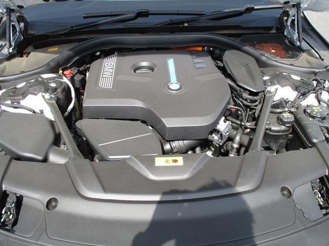 740eアイパフォーマンス ACC ハイブリット 認定中古車(5枚目)