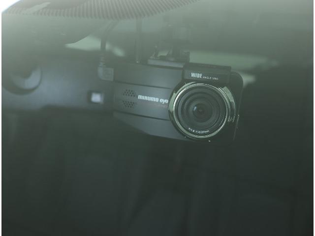 ☆ドライブレコーダーがあなたの安全運転をしっかり記録します!
