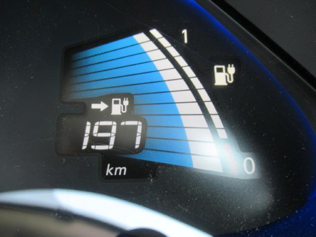 日産 リーフ S (30kwh) デモ車UP LEDライト 12セグメント