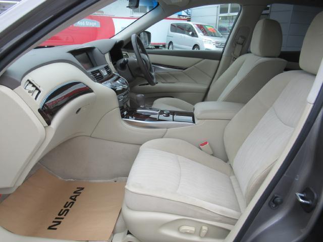 日産 フーガ 250GT Aパッケージ ワンオ-ナ-車 寒冷地 クルコン