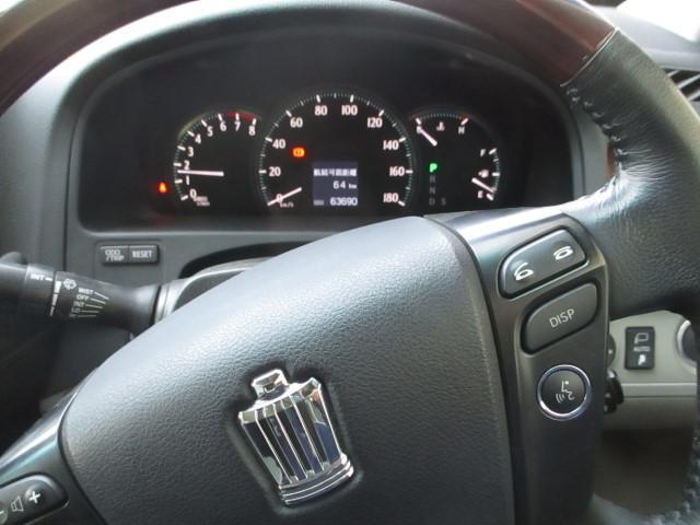 トヨタ クラウン ロイヤルサルーン ナビパック HDDナビ フルセグ 1オーナ