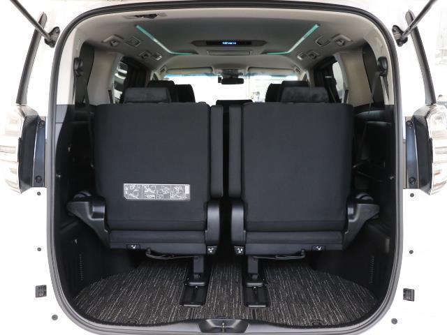 2.5Z 両側自動ドア 後席モニタ ドラレコ LEDライト ナビTV CD フルセグTV ETC イモビライザー 3列シート DVD メモリーナビ スマートキ- クルコン キーレス アルミホイール ABS(16枚目)